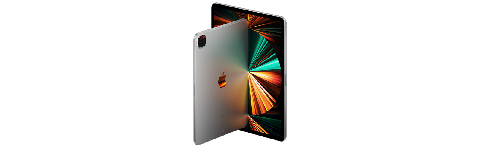 "Apple iPad Pro with a 12.9"" Liquid Retina XDR display, Mini LED backlight and M1 chip is announced"
