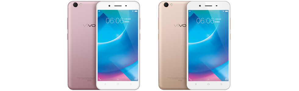 Vivo Y66i is announced with a 5.5-inch HD display and a Snapdragon 425 chipset