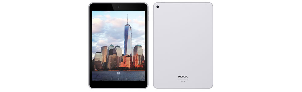 Nokia announced the Nokia N1 tablet