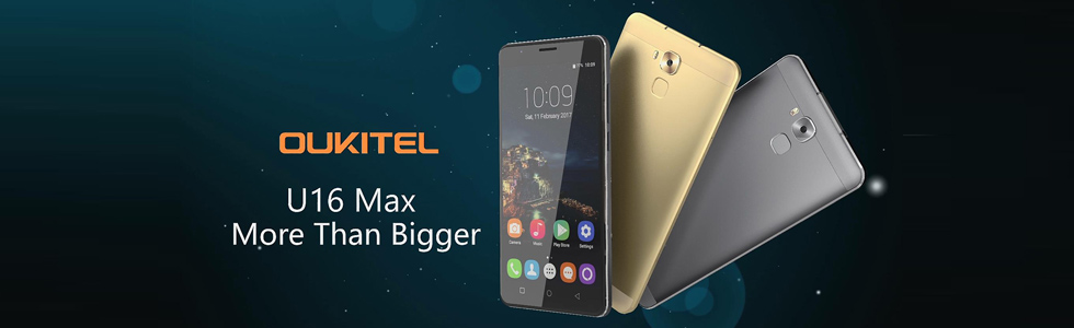 A new Oukitel U16 Max promo video is out