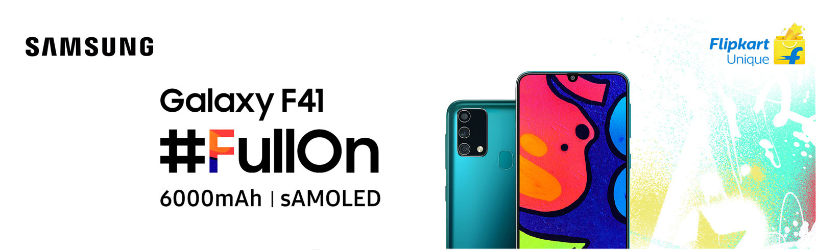 Samsung launches the Galaxy F series in India starting with the Galaxy F1 on October 8