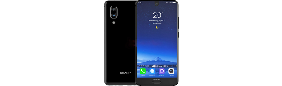 Sharp Aquos S2 is official, costs CNY 2499 (USD 372)