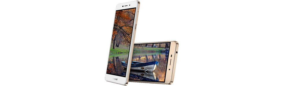 """Coolpad announced the Mega 2.5D with a 5.5"""" HD display"""