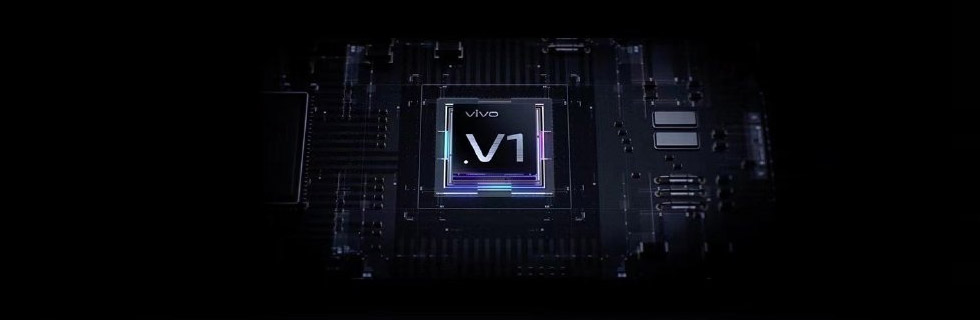 Vivo V1 is Vivo's first in-house created ISP chip, will power the Vivo X70 series
