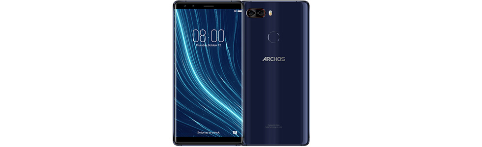 nubia Z17S is available in Europe as the Archos Diamond Omega