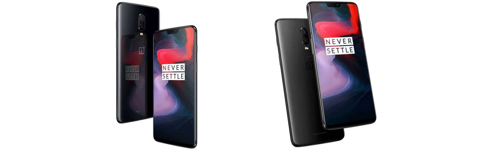 Amazon Germany leaks in full the OnePlus 6