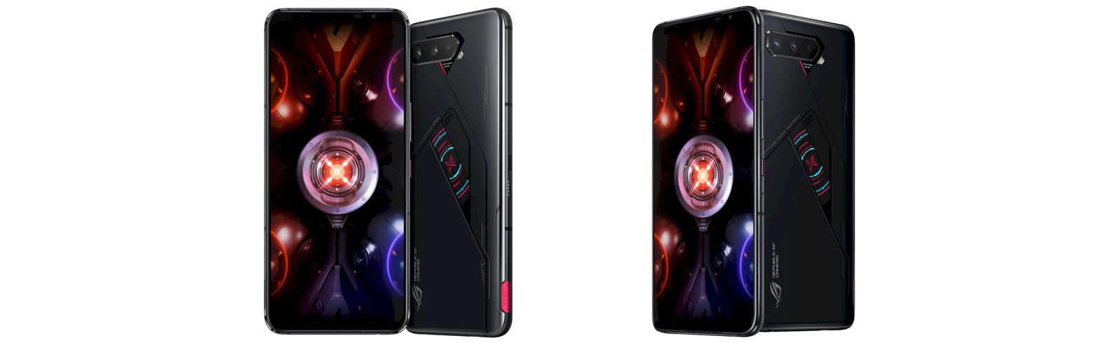 Asus ROG Phone 5s and ROG Phone 5s Pro go official with Snapdragon 888+ chipset