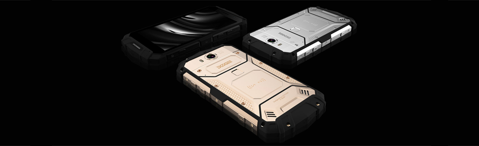 """The rugged Doogee S60 is announced with IP68, 5.2"""" FHD display, and a 5580 mAh battery"""