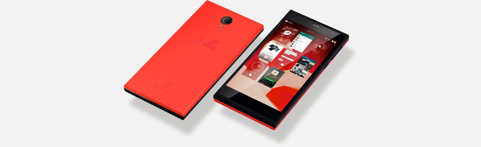 Jolla C is a limited edition smartphone for the Sailfish OS community and developers