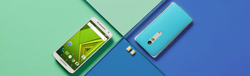 Motorola Moto X Play Officially Unveiled