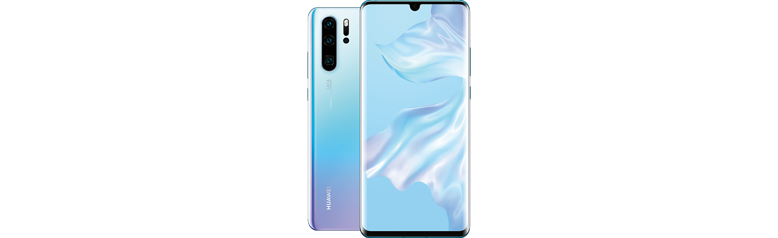 Huawei leaks by mistake the Huawei P30 and Huawei P30 Pro