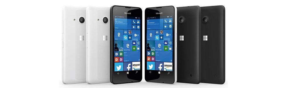 Microsoft also announced the affordable Lumia 550