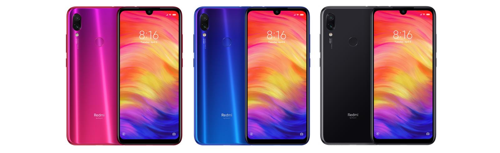 Xiaomi India announces the Redmi Note 7 and Redmi Note 7 Pro for the local market