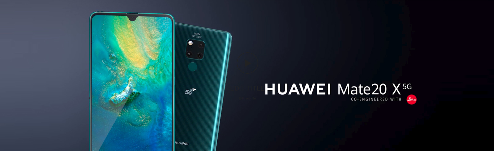 Huawei Mate 20 X 5G is available in the UK and Switzerland