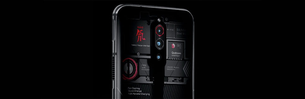 The Red Magic 5G will have a transparent back version