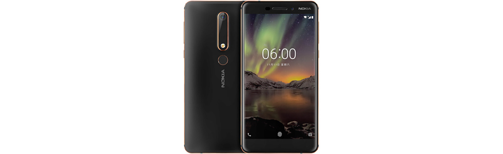 "Nokia 6 (2018) is official with a Snapdragon 630, 5.5"" FHD display, 3000 mAh battery"