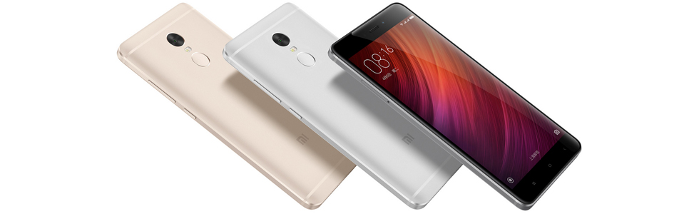 Xiaomi Redmi Note 4 is official with a Helio X20 chipset and a 4100 mAh battery