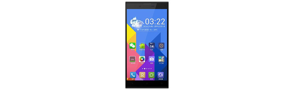 Amoi comes back in the smartphone battle with a six-core, Full HD, 5.5-inch smartphone