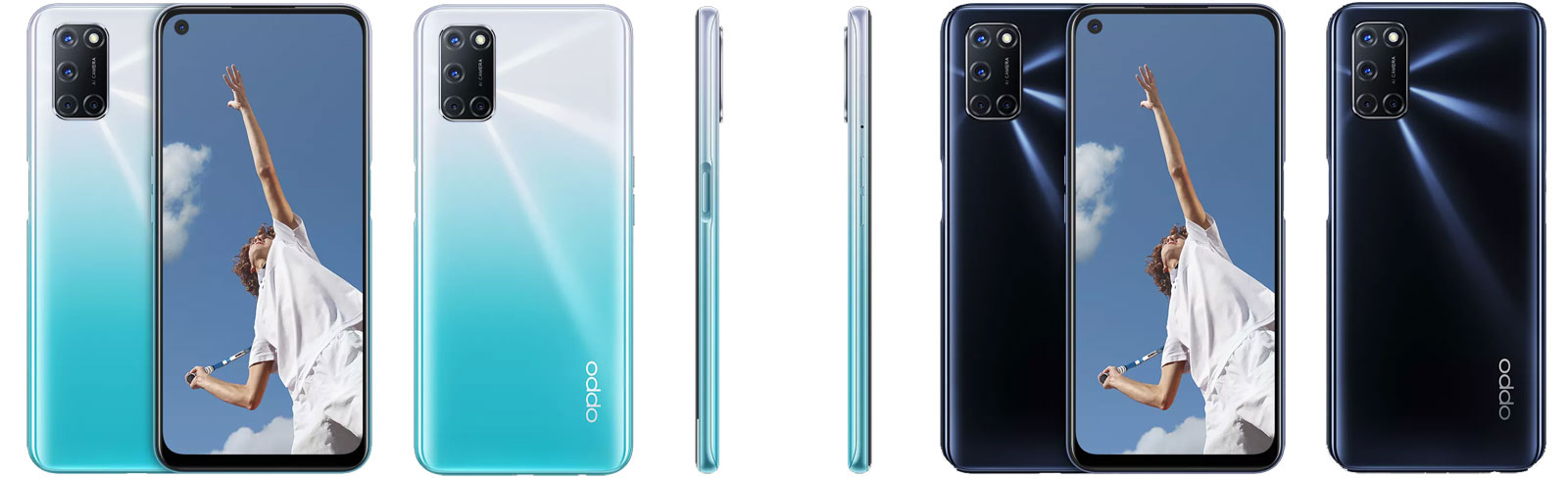 Oppo A52 goes official in China - specifications and prices
