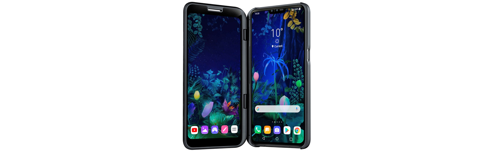 LG will launch a dual-screen successor to the LG V50 ThinQ