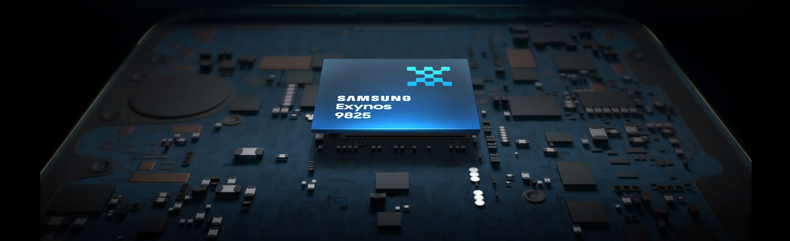 Samsung Exynos 9825 goes official