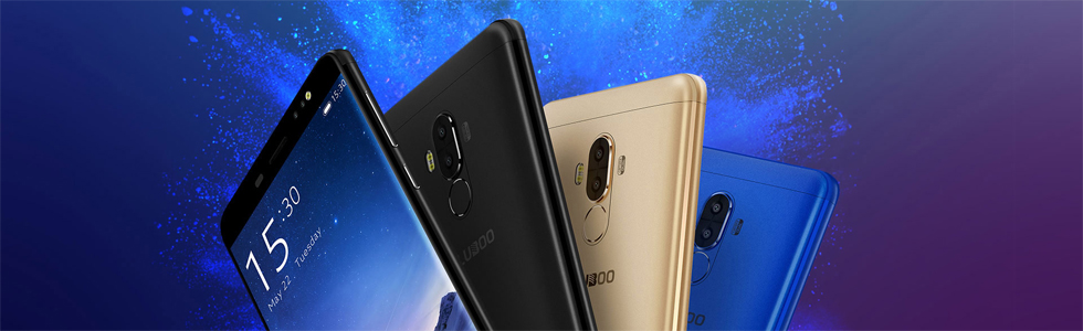 Bluboo D1 with two front and two rear cameras announced