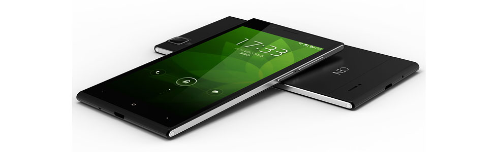 Neo M1 - a super slim smartphone with dual operating system