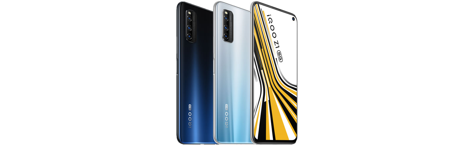 Vivo unveiled the iQOO Z1 5G with DImensity 1000+ chipset - specifications and prices