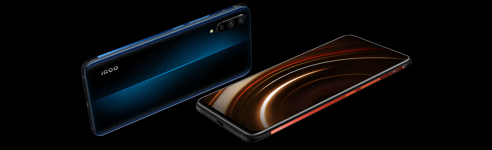 Vivo announced the iQOO with Snapdragon 855, ambient LED lights, three rear cameras