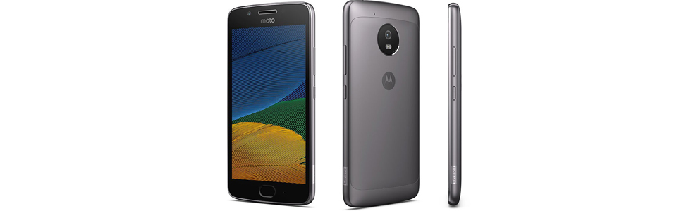 Moto G5 and G5 Plus leak in full ten days prior to their announcement