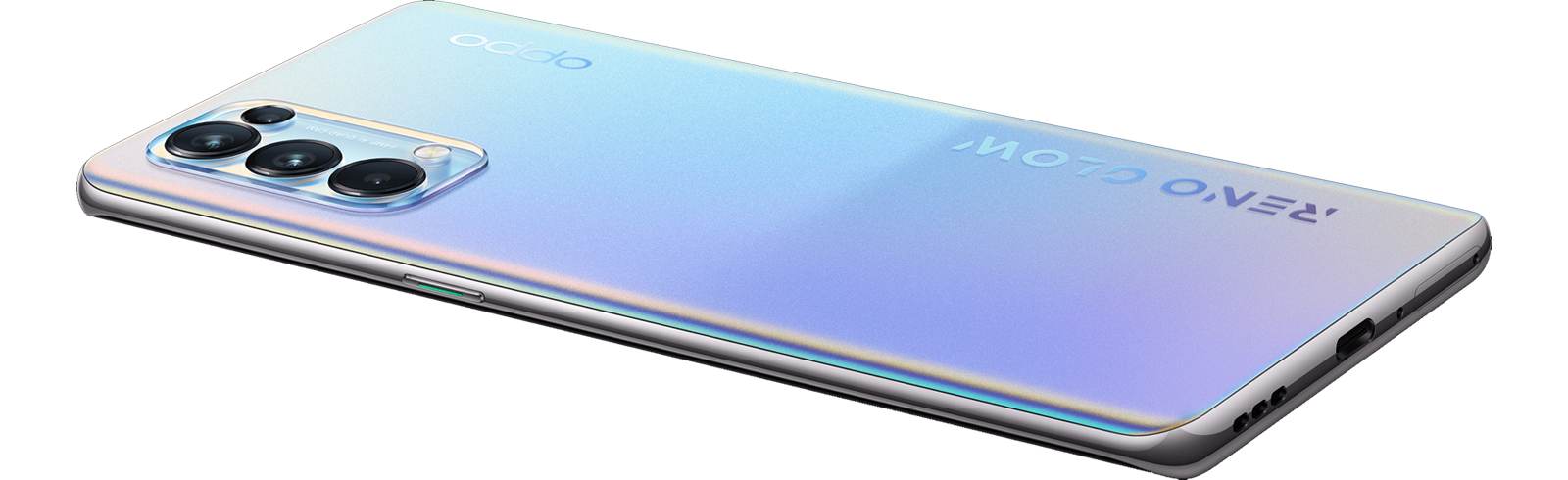 Oppo Reno5 and Reno5 Pro 5G go official with 90Hz OLED displays, 65W fast charging