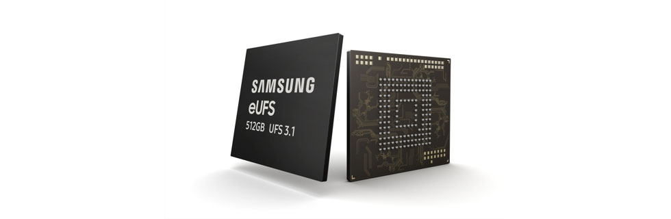 Samsung has started the mass production of the fastest mobile storage