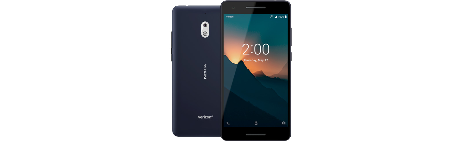 HMD Global launches the Nokia 2.1 in the US via Verizon, names it Nokia 2 V