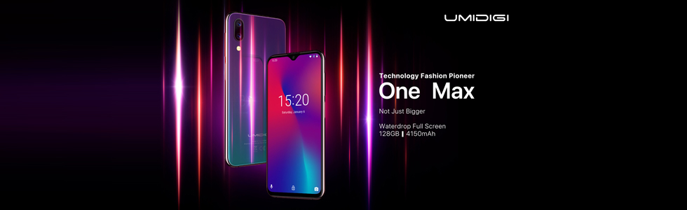 """UMiDiGi One Max is official, sports a 6.3"""" FHD+ display, 4150 mAh battery"""