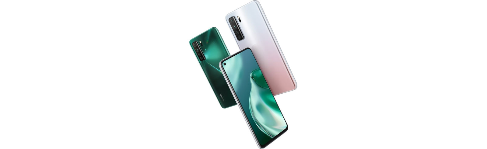 Huawei P40 Lite 5G and Huawei Y8p go official - specifications and prices