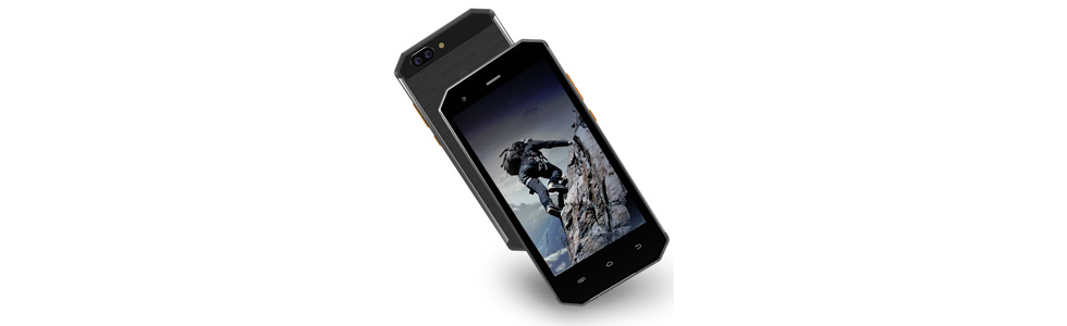 E&L announces the S70 with IP68 body, Helio P25 and two rear cameras. E&L S60 goes on pre-sale
