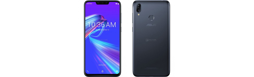 Asus Russia unveils the ZenFone Max Pro M2 and ZenFone Max M2