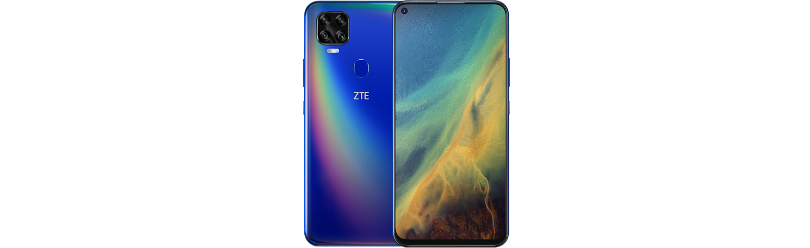 ZTE Blade V2020 5G is unveiled with a Dimensity 800 chipset