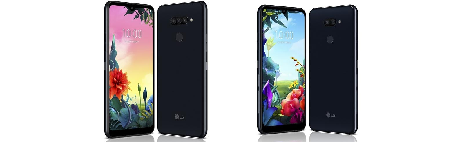 LG announces two budget smartphones - the LG K50S and the LG K40S