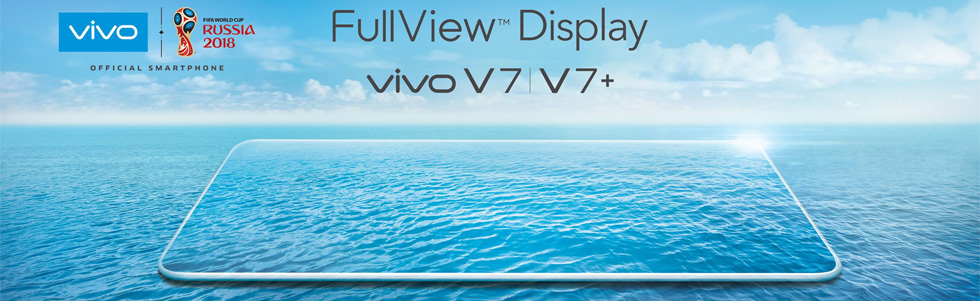 Vivo V7 and Vivo V7+ to have FullVision displays, official announcement is due on September 7th