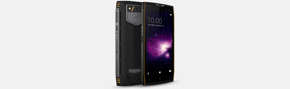 Doogee announces the rugged Doogee S50 with quad cameras, IP68 certification