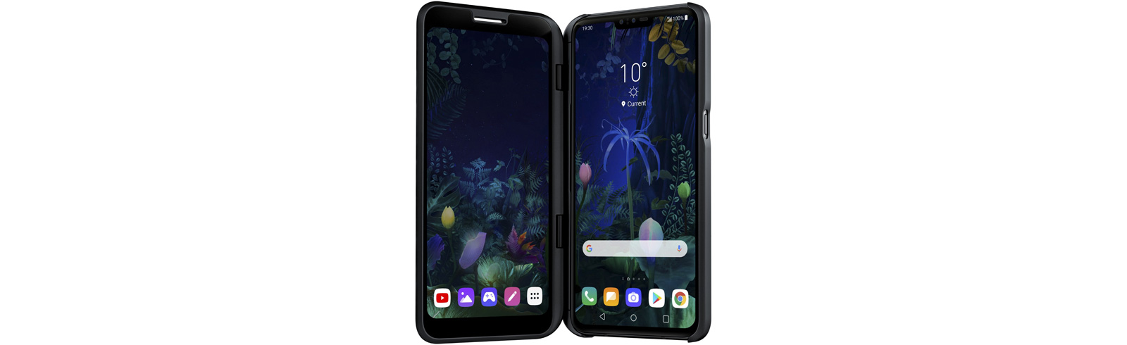 LG V50 ThinQ 5G is announced with a dual-screen option
