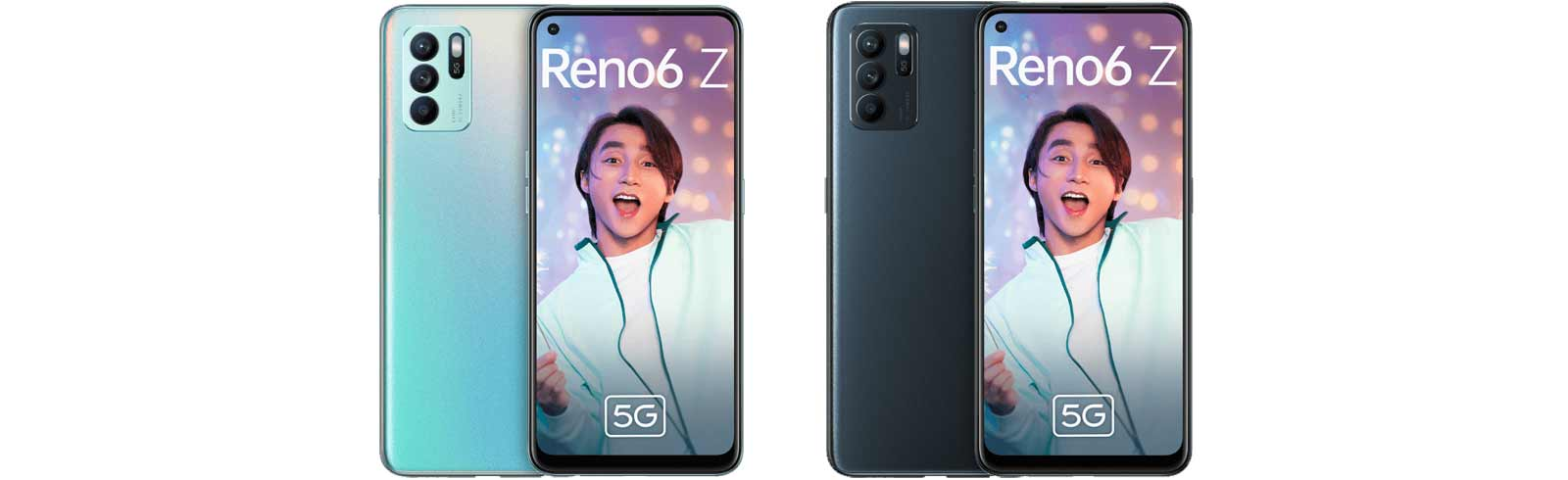 Oppo Reno6 Z 5G is official in Vietnam with a Dimensity 800U chipset