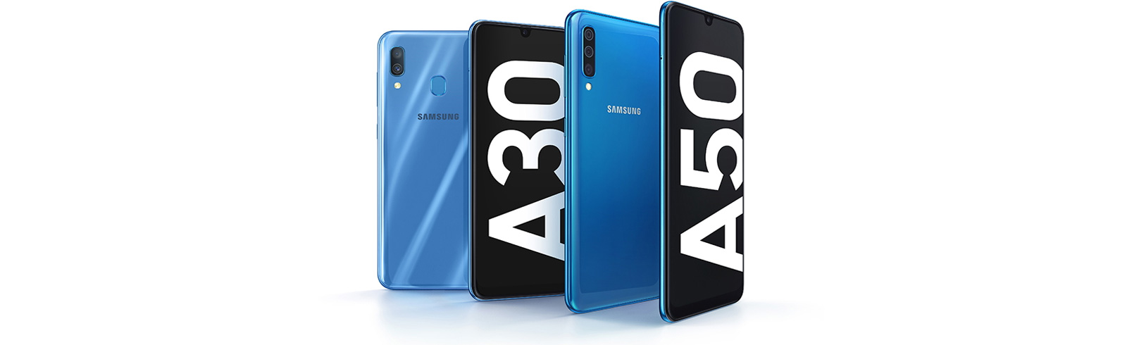 The new Samsung Galaxy A series goes official, starts with the Galaxy A50 and Galaxy A30