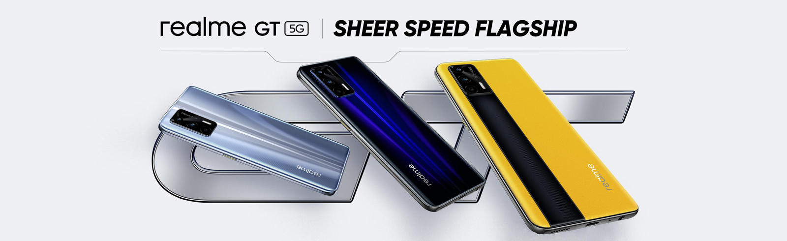 The global Realme GT goes official, prices start from EUR 449