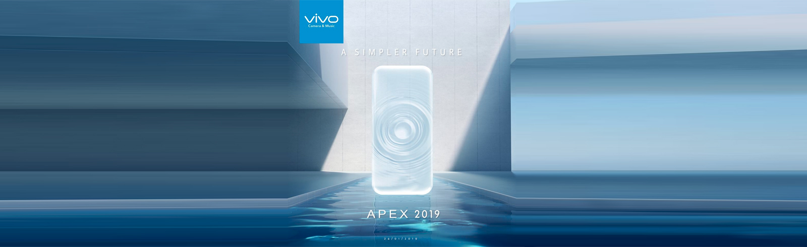Vivo confirms it will unveil the Apex 2019 on January 24