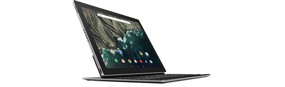 Pixel C - a laptop-tablet hybrid that competes directly with Microsoft's Surface and iPad