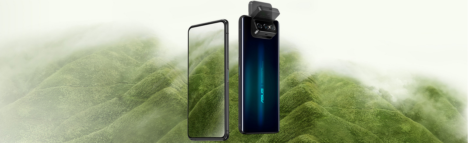 Asus Zenfone 7 and Zenfone 7 Pro are official