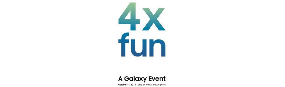 The Samsung event on October 11th will announce a Galaxy A smartphone