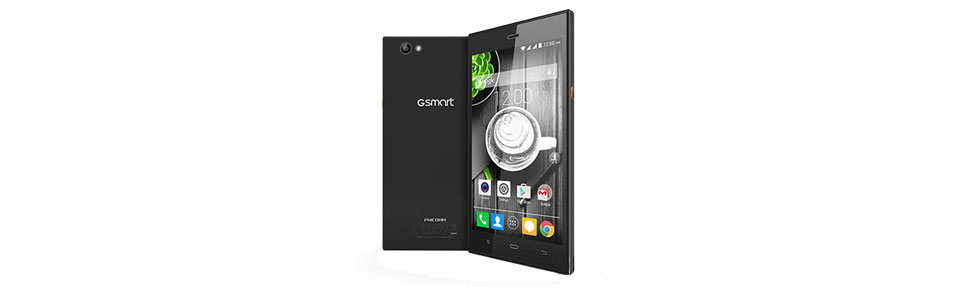 Gigabyte comes out with three new 5-inch smartphones